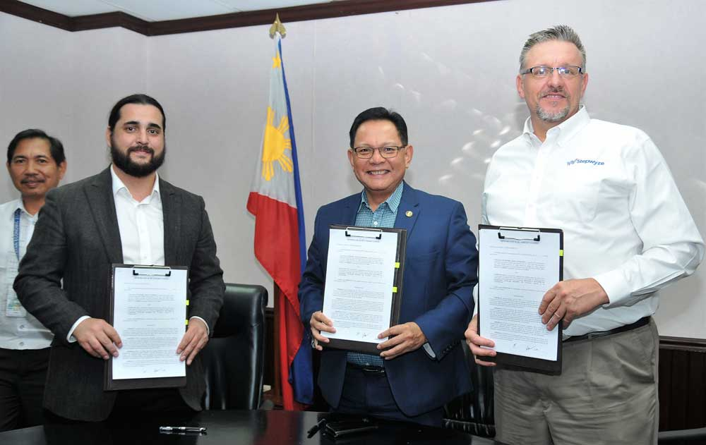 Stepwyze Forges Alliance with the Cagayan Economic Zone Authority